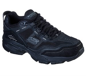 Black Skechers Vigor 2.0 - Nanobet - FINAL SALE