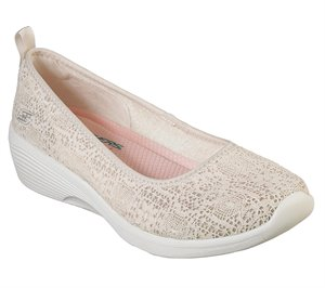Natural Skechers Arya - Airy Days
