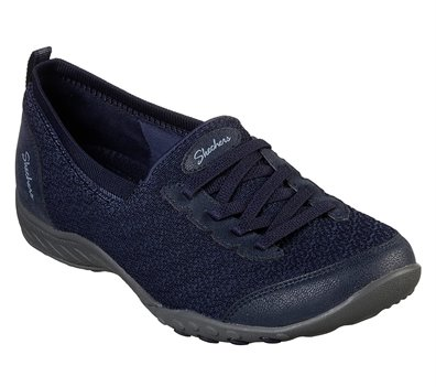 Navy Skechers Relaxed Fit: Breathe Easy - I'm Dreaming