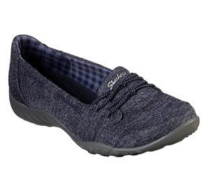 Navy Skechers Relaxed Fit: Breathe Easy - Good Influence
