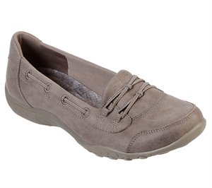 Natural Skechers Relaxed Fit: Breathe-Easy - Sole-Full