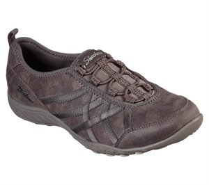 Brown Skechers Relaxed Fit: Breathe Easy - Days End