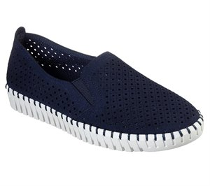 Navy Skechers Sepulveda Blvd - A La Mode