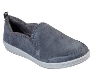 Gray Skechers Madison Ave - Plushed - FINAL SALE