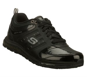 Black Skechers Revvolution