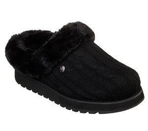 Black Skechers BOBS Keepsakes - Ice Angel
