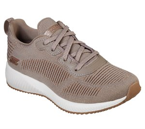 Natural Skechers BOBS Sport Squad - Glam League
