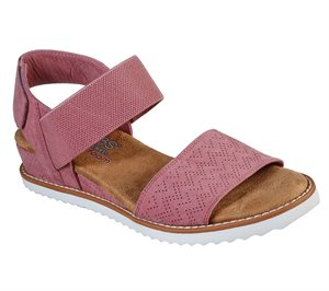 PINK Skechers BOBS Desert Kiss - FINAL SALE
