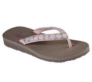 PINK Skechers Meditation - Daisy Delight - FINAL SALE