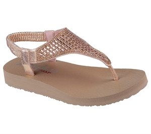 PINK Skechers Meditation - Rock Crown