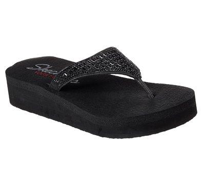 Black Black Skechers Vinyasa