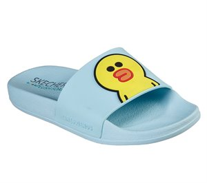 Blue Skechers Line Friends: Pop Ups - Pal Parade