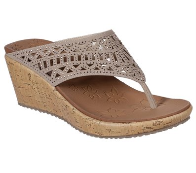 Natural Skechers Beverlee - Summer Visit
