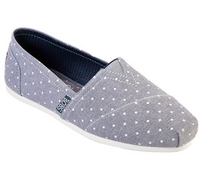 Navy Skechers BOBS Plush - Hot Spot