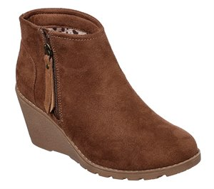 Brown Skechers BOBS Tumble Weed