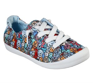 MULTI Skechers BOBS Beach Bingo - Woof Pack