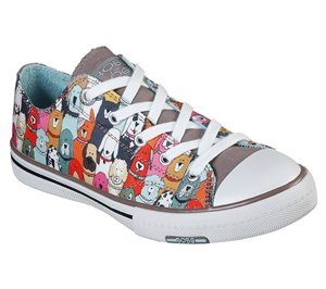 Multi Skechers BOBS Utopia - Dandy Dogs