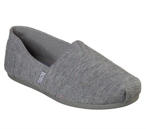 Multi Gray Skechers BOBS Plush - Pretty Mess