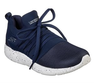 Navy Skechers BOBS Sport Sparrow - Moon Lighter