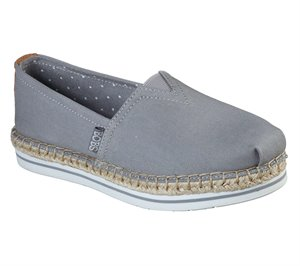 Gray Skechers BOBS Breeze - New Discovery