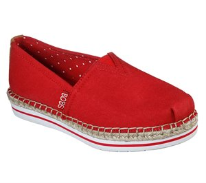 Red Skechers BOBS Breeze - New Discovery