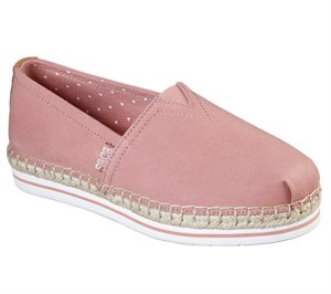 Pink Pink Skechers BOBS Breeze - New Discovery