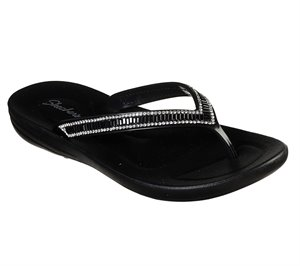 Black Skechers Bungalow - Poolside Summer
