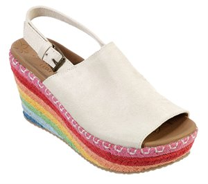 Natural Skechers Brit - Festival Daisy