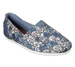 Multi Blue Skechers BOBS Plush - Woof Party