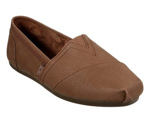 Brown Skechers BOBS Plush - Beyond Dreams