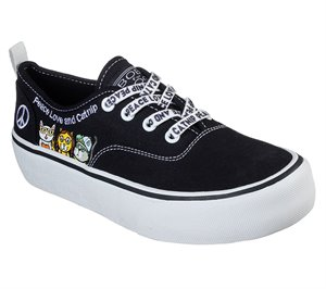 Black Skechers BOBS Marley - Club Pounce