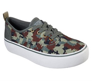 Camouflage Skechers BOBS Marley - Outa' Sight - FINAL SALE