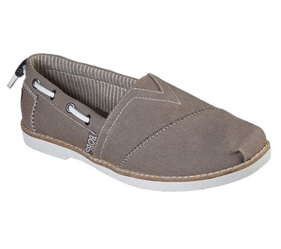 NATURAL Skechers BOBS Chill Luxe - New Light - FINAL SALE