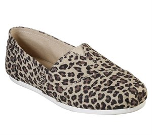 Multi Print Skechers BOBS Plush - Hot Spotted