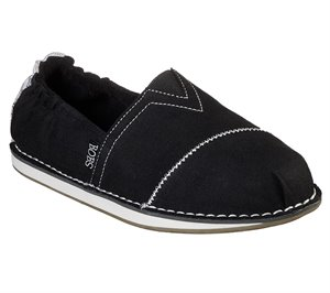 Black Skechers BOBS Chill - Waterfront