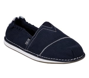 Navy Skechers BOBS Chill - Waterfront