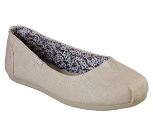 Natural Skechers BOBS Plush - Center Stage