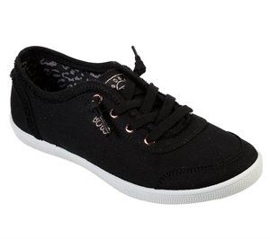 Black Skechers BOBS B Cute
