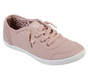 Pink Skechers BOBS B Cute