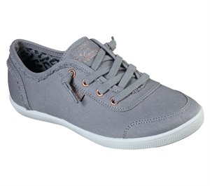 Gray Skechers BOBS B Cute