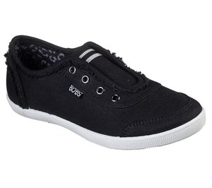 Black Skechers BOBS B Cute - Total Catch