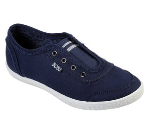 Navy Skechers BOBS B Cute - Total Catch