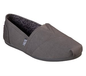 Gray Skechers BOBS Plush - Peace and Love
