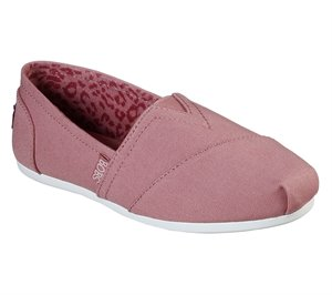 Pink Skechers BOBS Plush - Peace and Love