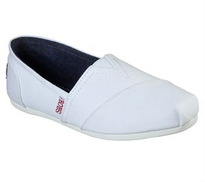 Red White Skechers BOBS Plush - Peace and Love