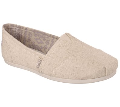 Natural Skechers Bobs Plush - Best Wishes
