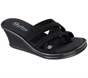 Black Skechers Rumblers - Young At Heart