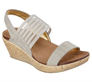 Natural Skechers Beverlee - Smitten Kitten