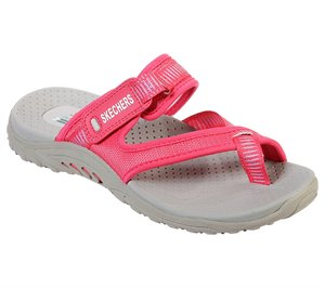 Pink Skechers Reggae - Seize The Day