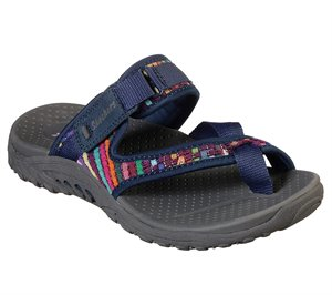 Navy Skechers Reggae - Mad Swag